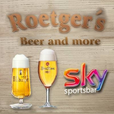 "Zum Artikel ""Roetger's - Beer and more"""