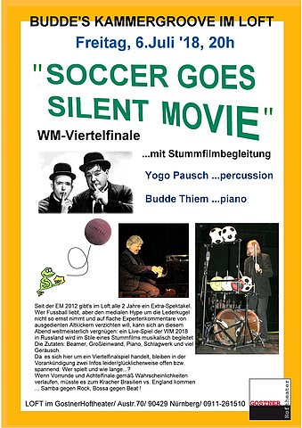 "Zum Event ""Soccer Goes Silent Movie"""