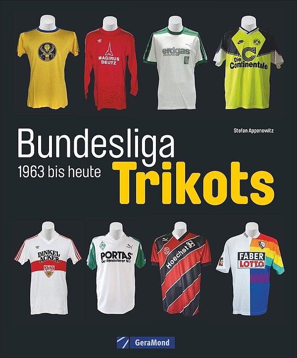 Die Neuen Bundesliga Trikots 15/16