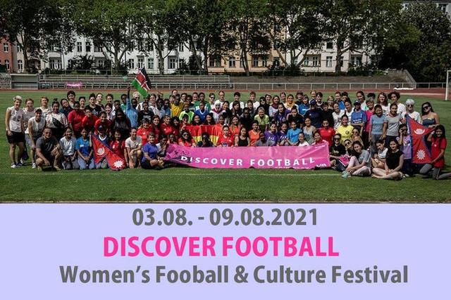 "Zum Event ""Discover Football"""